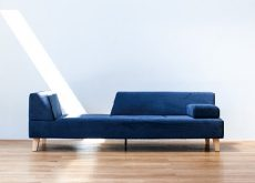 FLANNEL SOFA,PIVO