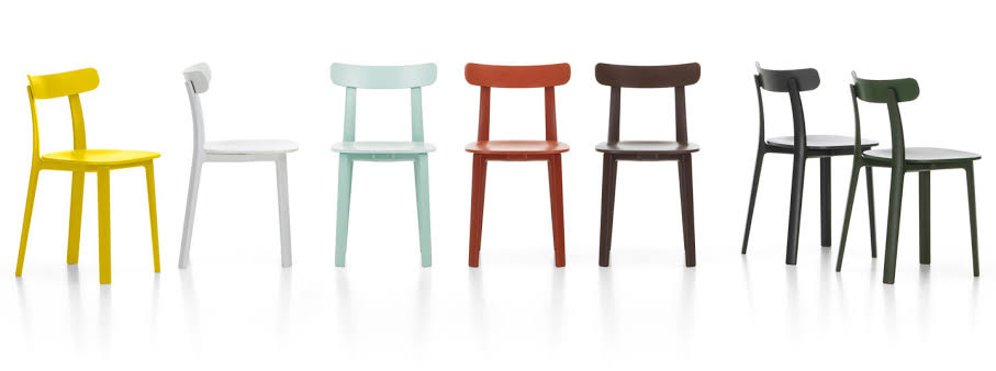 All Plastic Chair vitra